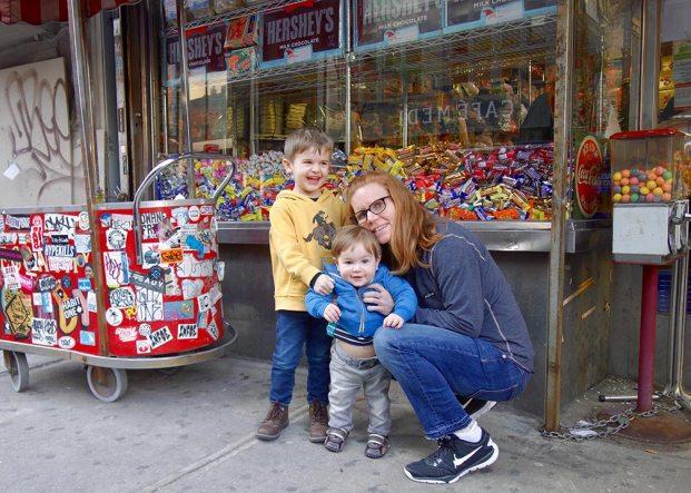 Outside Economy Candy