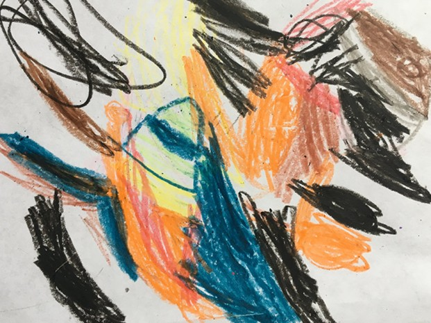 Quin_color_crayon_drawing_June2019