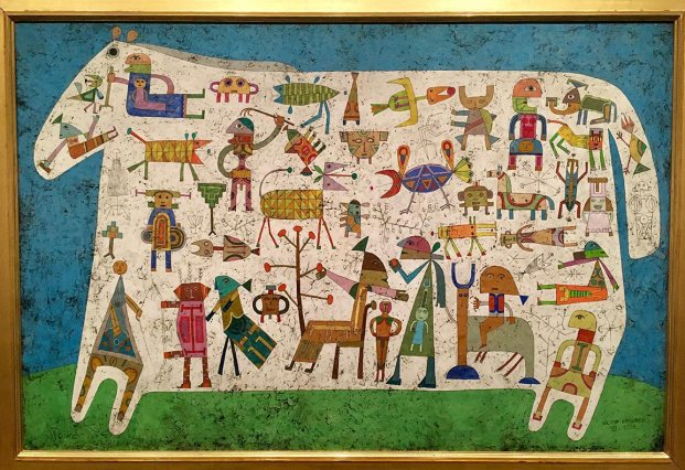 Brauner_Prelude_to-_Civilization_1954_Met